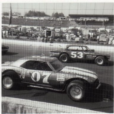 Joe Thurman #07 - Puddin Swisher #53