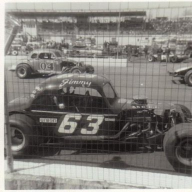 Jimmy Hensley #63