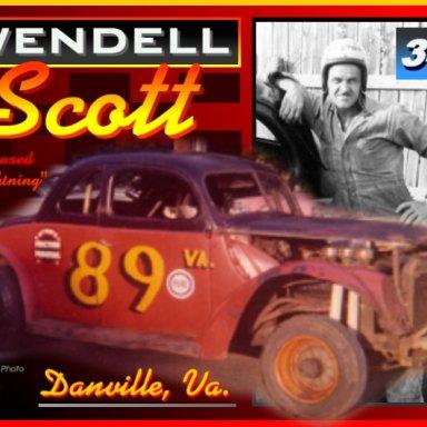 Wendell Scott photo comp by David Bentley