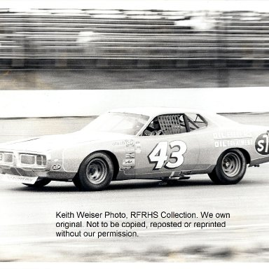 #43 Richard Petty