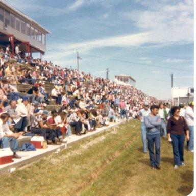 North Wilkesboro October 4th 1981