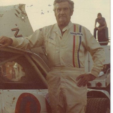 Buck Baker @ Natural Bridge Speedway