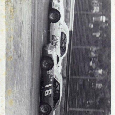 Geoff Bodine #99 & Butch Lindley #16