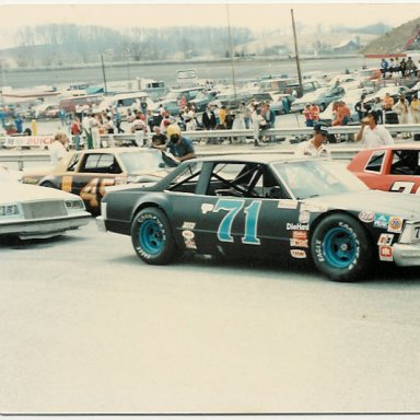 Dave Marcis 71
