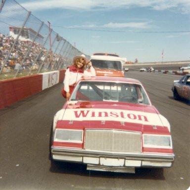 Miss Winston 1982