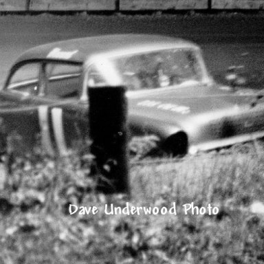 Howard Boone at Columbia Speedway