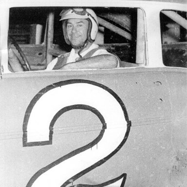 Jimmie Wilson at Columbia Speedway