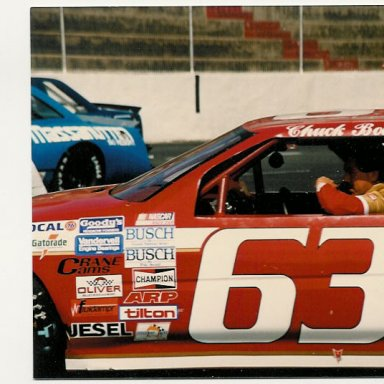 Chuck Bown - Jeff Hensley