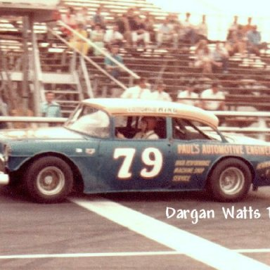 Campbell King Columbia Speedway '71