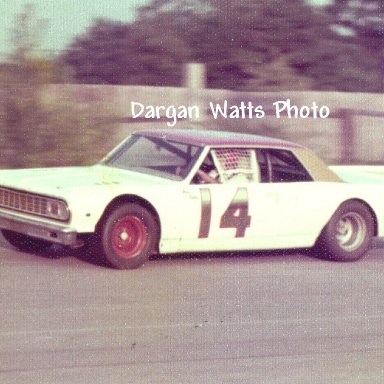 Unidentified Driver at Columbia 1974