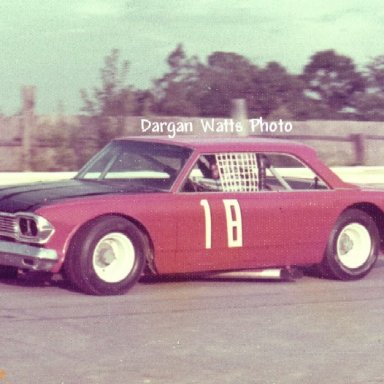 Another Unidentified Columbia Driver 1974