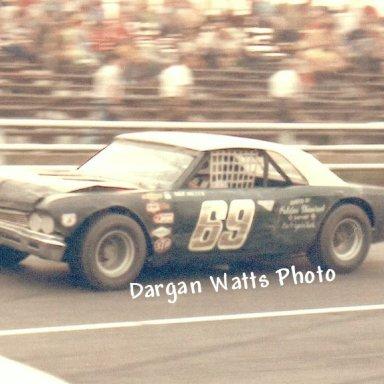 Don Miller Columbia Speedway '71