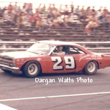 Johnny Allen Columbia '71