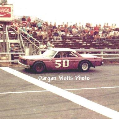 Marion Cox Car Columbia '71