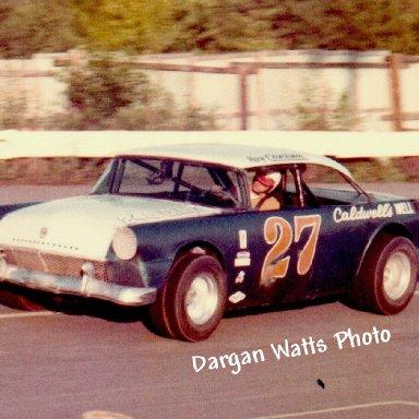 Roy Chatham Columbia Speedway '71