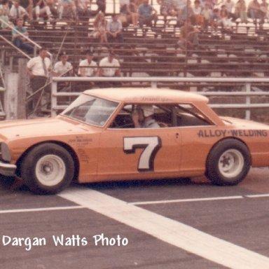 Roy Dunlap Columbia Speedway '71