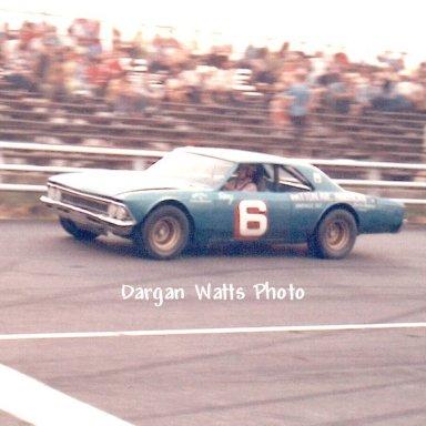 Roy Trantham Columbia Speedway  '71