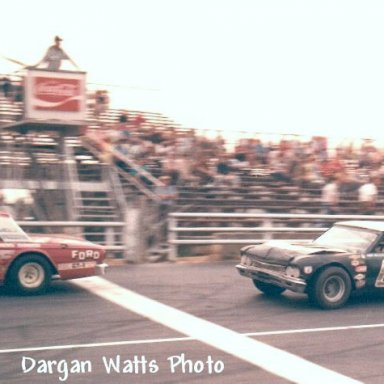 Sam Sommers & Don Miller Columbia Speedway '71