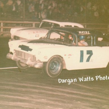 """First Race at """"New Columbia"""" Speedway 1971"""