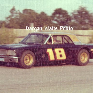 Unidentified Columbia Speedway Driver 1974