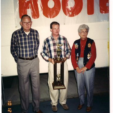 Southern National Speedway Champ 1996