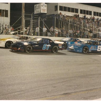 On the pole SNS 1996