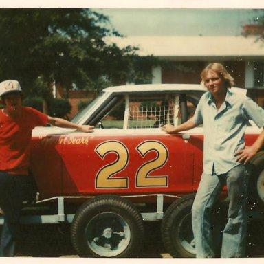 First race car