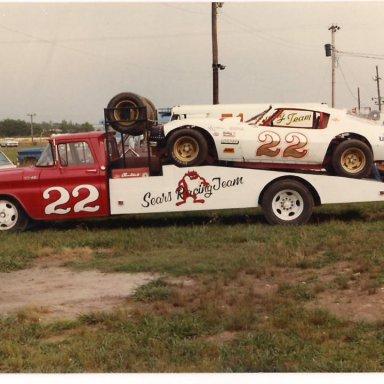 TAZ race team, Wilson Co.Fairgrounds