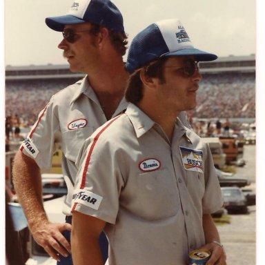 Wayne Brock and Dennis Keith