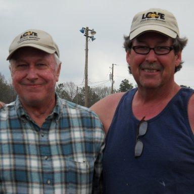 Wayne and Jeffery