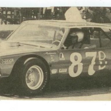 1968 winner Gary Balough finished 9th___