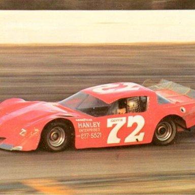 1980 Cracker 200 winner Junior Hanley _Jim Jones Photo_