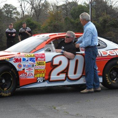 2010 Love Chevrolet RacerReunion Press Conf. Photos