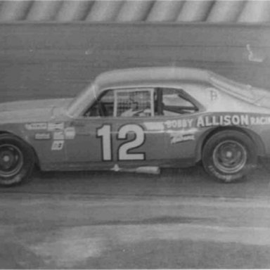 Bobby Allison at Auburndale Speedway in 1975 _Marty Little Collection_