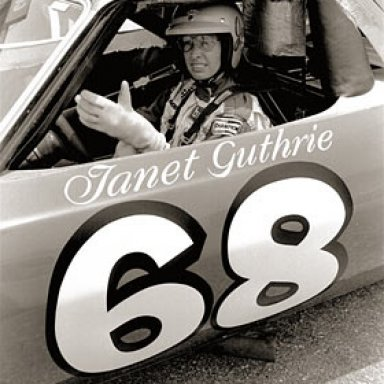 Janet Guthrie made history by starting in the 1977 Daytona 500_ the first female driver to do so___
