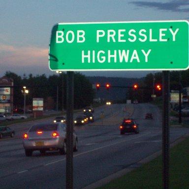 BP Sign Asheville, NC