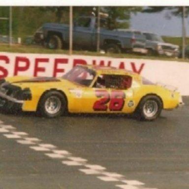 Dicky Wilson @ FCS 1987