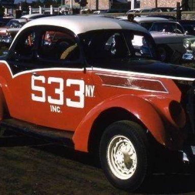 Langhorne 1958 Chuck Mahoney