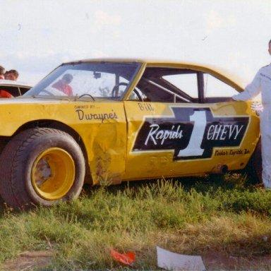 Bill McDonough Cedar Rapids Ia. A.K.A. The Frito Bandito 1968