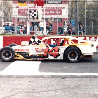 Modified #14 Rick Holmberg