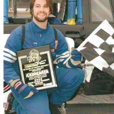 icebreaker win plaque