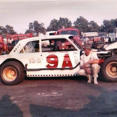 #9A Falcon Modified Bobby Holmberg