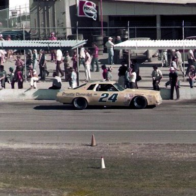 Cecil Gordon, Dayton 1976
