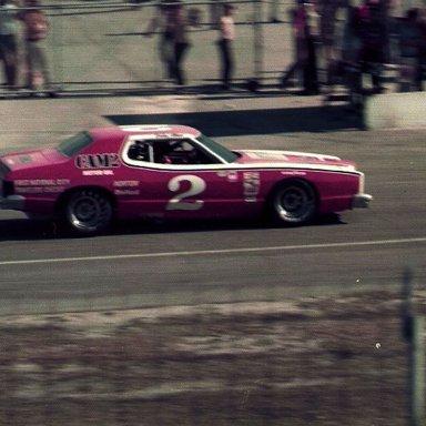 Bobby Allison Daytona 1976