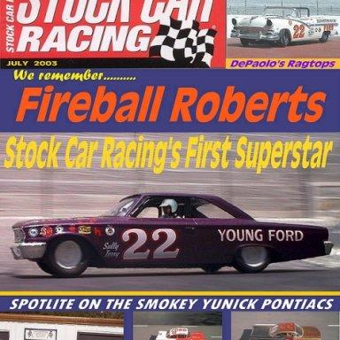 SCR Cover-Fireball Issue