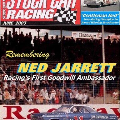 SCR Cover-Jarrett Issue