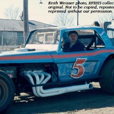 #5 Bobby Gerhart