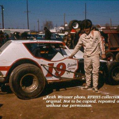 #19 Kenny Brightbill