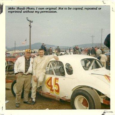 #45 Pete Gillette & Bill Rafter