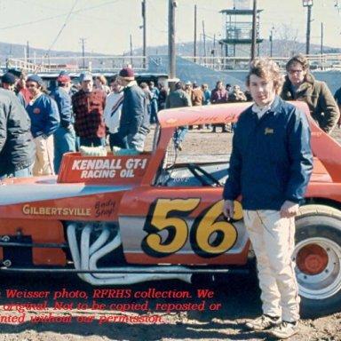 #56 Jim Baker